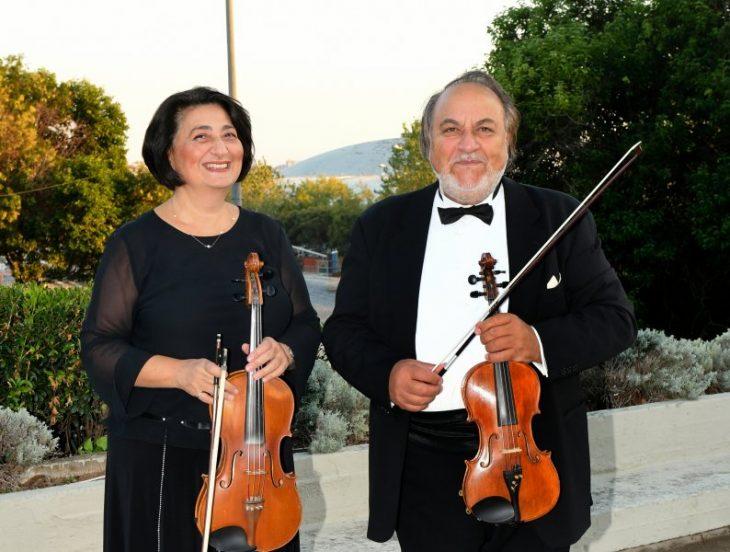 Виктор и Эллада Василиади