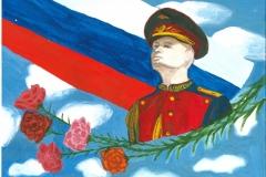 Иванова Елизавета 8 класс